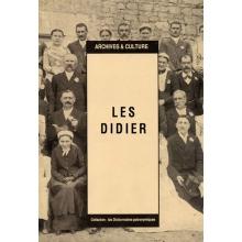 Les Didier (Dietrich) : Dictionnaire patronymique (livre d'occasion)