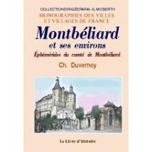 Montbéliard et ses environs - Le comté de Montbéliard
