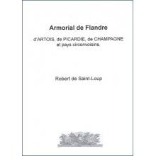 Armorial de Flandre Artois Picardie (CD-Rom)
