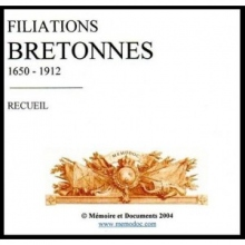 Filiations Bretonnes (CD-Rom)