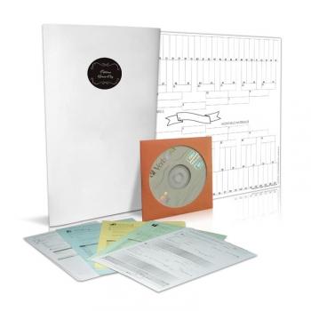 Fiches généalogiques (CD-Rom)