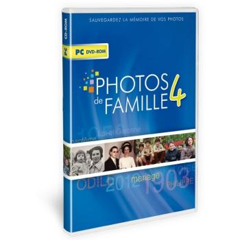 Photos de famille - 4ème Edition (CD-Rom PC)