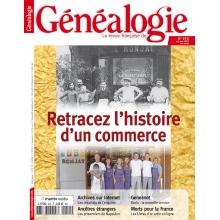 N°214 - Octobre 2014 Novembre 2014 - Revue Française de Généalogie