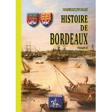 Histoire de Bordeaux - Tome II