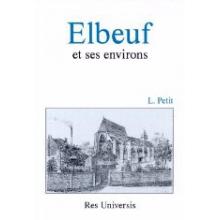 Elbeuf et ses environs