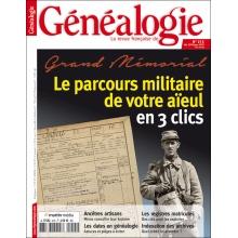 N°215 - Décembre 2014 Janvier 2015 - Revue française de Généalogie