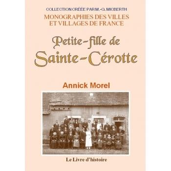Petite-fille de Sainte-Cérotte