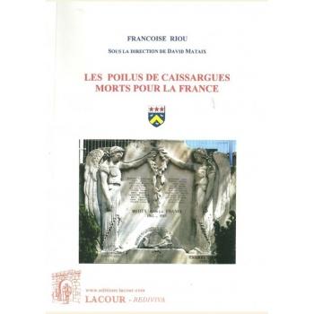 Les poilus de Caissargues morts pour la France