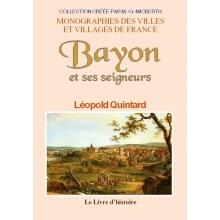 Bayon et ses seigneurs