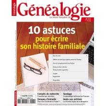 N°217 - Avril Mai 2015 - Revue Française de Généalogie