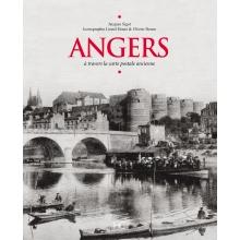Angers à travers la carte postale ancienne