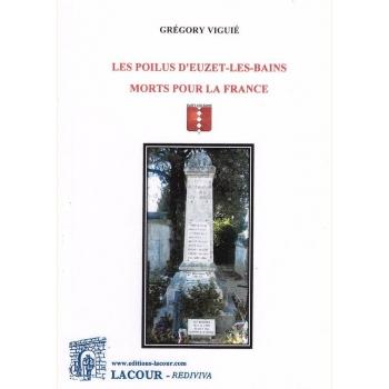 Les poilus d'Euzet-les-bains morts pour la France