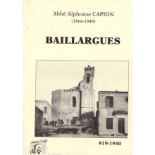 Baillargues 819-1930