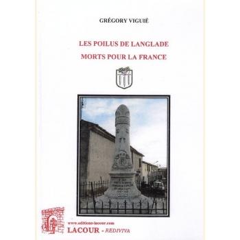 Les poilus de Langlade morts pour la France