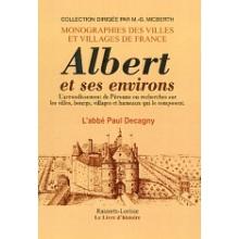 Albert et ses environs