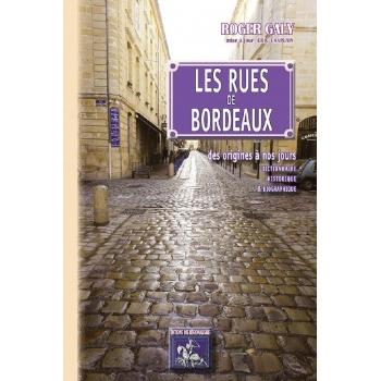 Les rues de Bordeaux