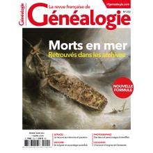 N°222 - Février Mars 2016 - Revue française de Généalogie