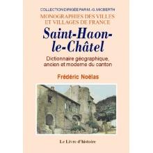 Saint-Haon-le-Châtel - Dictionnaire géographique, ancien et moderne du canton