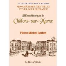 Tablettes historiques de Châlons-sur-Marne
