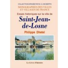 Saint-Jean-de-Losne (Histoire de)