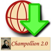 Champollion 2.0 - Logiciel de gestion des manuscrits (à télécharger)