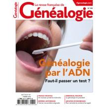 N°230 - Juin Juillet 2017 - Revue française de Généalogie