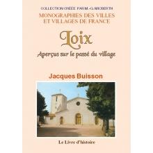 Loix - Aperçus sur le passé du village