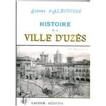Histoire de la ville d'Uzès