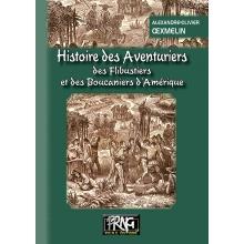 Histoire des aventuriers d'Amérique