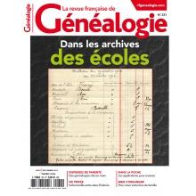 N°231 - Août Septembre 2017 - Revue française de Généalogie