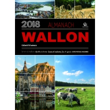 Almanach 2018 wallon