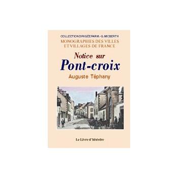 Pont-Croix (Histoire de)