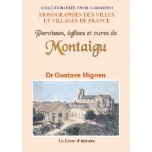 Paroisses, églises et cures de Montaigu