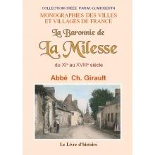 La baronnie de La Milesse du XIè au XVIIIè siècle