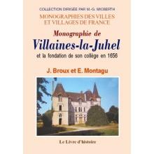 Monographie de Villaines-la-Juhel
