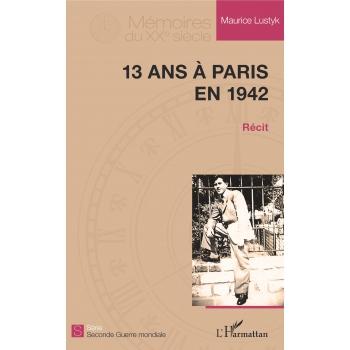 13 ans à Paris en 1942