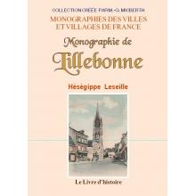 Monographie de Lillebonne