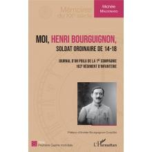 Moi, Henri Bourguignon