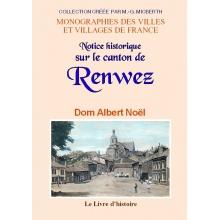 Notice historique du canton de Renwez