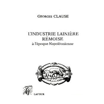 L'industrie lainière rémoise à l'époque napoléonienne
