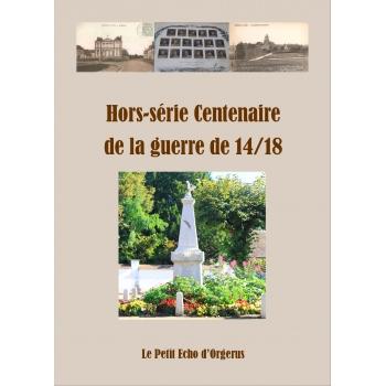 Le Petit Echo d'Orgerus - guerre de 14/18