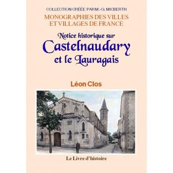 Notice historique sur Castelnaudary et le Lauragais