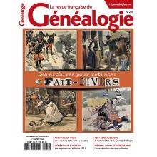 N°239 - Décembre 2018 Janvier 2019 - Revue française de Généalogie
