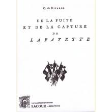De la fuite et de la capture de Lafayette