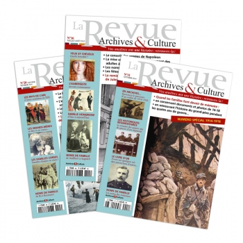 N°11 à 20 - La Revue Archives & Culture