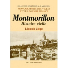 Montmorillon - Histoire civile