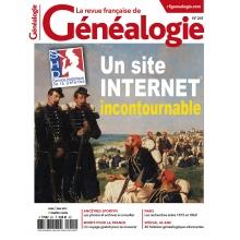N°241 - Avril Mai 2019 - Revue française de Généalogie
