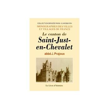 Le canton de Saint-Just-en-Chevalet