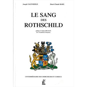 Le sang des Rothschild