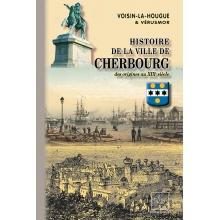 Histoire de la ville de Cherbourg (des origines au XIXe siècle)